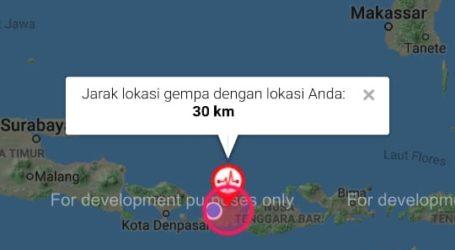 Lombok Gempa Lagi, Sementara Dua Orang Meninggal