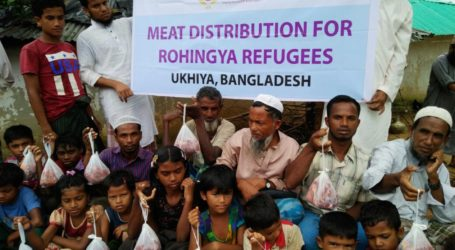Satu Juta Muslim Rohingya Rayakan Idul Adha