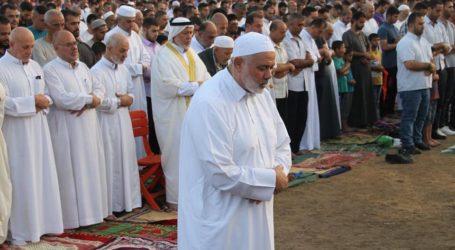 "Khotbah Idul Adha Ismail Haniyah: Pencabutan Blokade Ada ""Di Tikungan"""