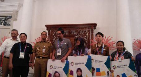 Transjakarta Gratiskan 5000 Kartu untuk Wartawan Selama Asian Games