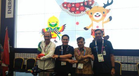 JK Tinjau Kesiapan Sambut Pembukaan Asian Games