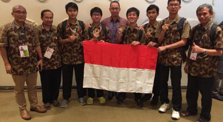 Indonesia Pertahankan Tradisi Emas di Olimpiade Fisika Internasional