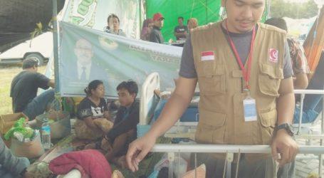 Ada Puluhan Pasien Korban Gempa Lombok Harus Dibedah Tulang