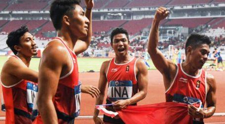 Menpora Pastikan Bonus Asian Games 2018 Cair Pekan Depan