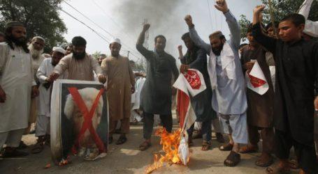 Pakistan Kutuk Kontes Kartun Nabi Muhammad di Belanda