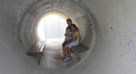 Alarm Berbunyi Sendiri Tanpa Instruksi, Ribuan Warga Israel Berebut Masuk Perlindungan Bom