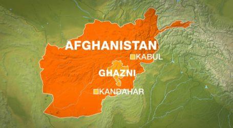 Serangan di Ghazni, 20 Warga Sipil dan 100 Pasukan Keamanan Afghanistan Tewas