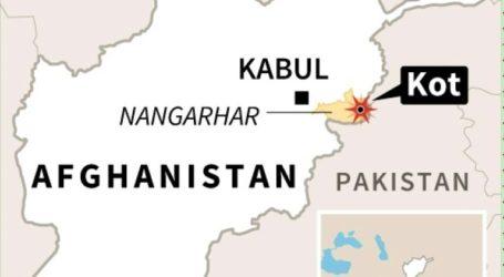 Pria Bersenjata Serang Gedung Pemerintah Afghanistan, Sedikitnya 15 Tewas