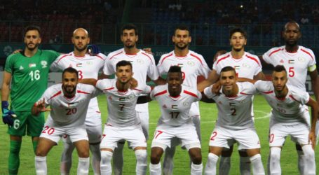 Palestina Kokoh di Puncak Klasemen Grup A Sepak Bola