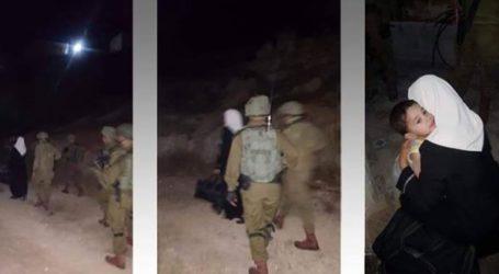 Pasukan Israel Tangkap Empat Wanita Palestina di Al-Aqsa