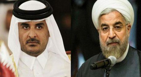Rouhani: Iran Ingin Tingkatkan Hubungan dengan Qatar