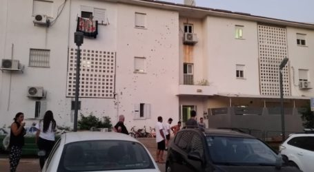 Delapan Roket Gaza Serang Sderot, Tiga Warga Yahudi Luka