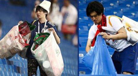 Timnas U-23 Jepang Lanjutkan Tradisi Bersihkan Ruang Ganti
