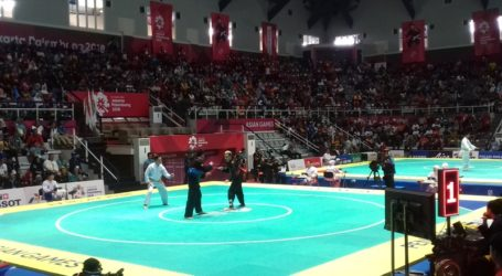 Indonesia Dominasi di Cabor Pencak Silat Asian Games 2018