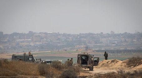 Bakutembak Singkat Israel-Gaza Terjadi di Perbatasan