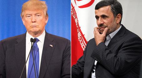 Ahmadinejad Nasehati Trump Terkait Bintang NBA LeBron James