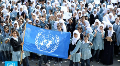 UNICEF dan UNRWA Serukan Negara-Negara Donor Terus Dukung Pengungsi