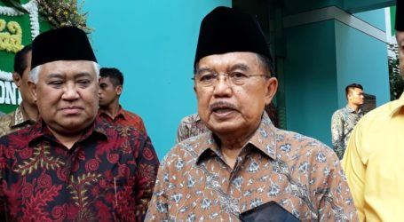 JK : Pemerintah Segera Rehabilitasi Lombok Pascagempa
