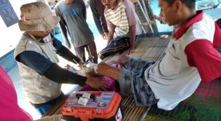 Bantuan MER-C untuk Lombok Berlanjut Hingga Program Rekonstruksi