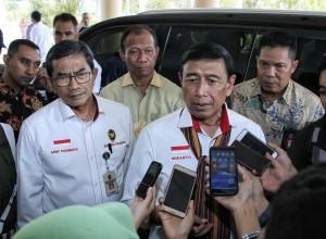 Tunda Pertemuan Soal Terorisme, Menko Polhukam Izinkan Peserta Tinggalkan Lombok