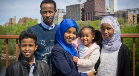 Warga Kelahiran Somalia Wanita Muslim Pertama di Kongres AS