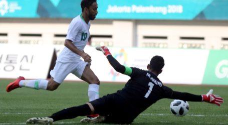 Asian Games : Duel Sengit Arab Saudi vs Iran Berakhir Tanpa Pemenang