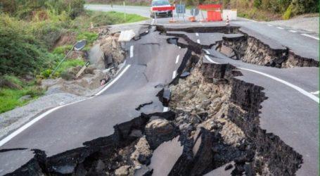 Gempa adalah Teguran
