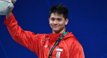 Joseph Persembahkan Medali Emas Pertama Bagi Singapura