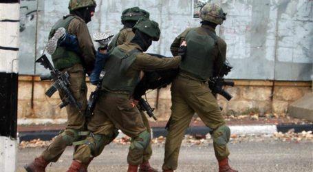 Seorang Tentara Israel Terluka Dihajar Warga