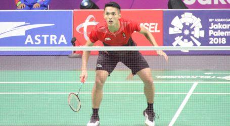 Ginting Gagal, Jonatan Berhasil Masuk Final Badminton