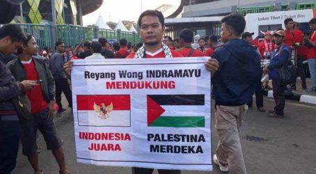 Dukungan Untuk Palestina di Asian Games