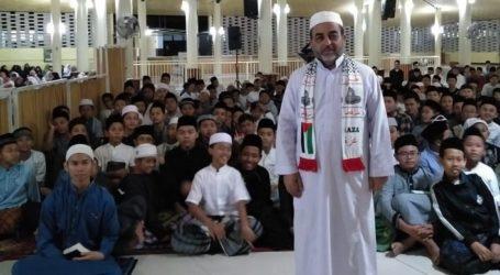 Tokoh Gaza: Saya Senang Jika Indonesia VS Palestina Imbang