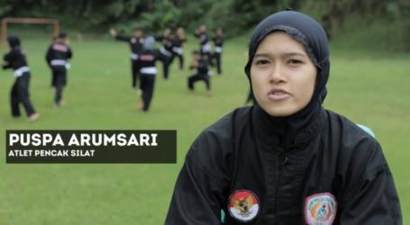 Puspa Arumsari Kembali Sumbang Emas untuk Indonesia
