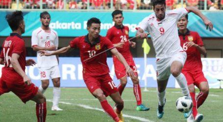Pelatih Palestina Ucapkan Terima Kasih Atas Dukungan Suporter RI