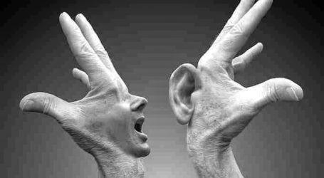 Saat Kaki dan Tangan Bicara