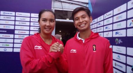 Tenis Ganda Campuran Tambah Medali Emas Bagi Indonesia