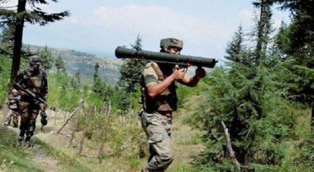 Bentrok dengan Tentara India, Lima Militan Kashmir Tewas