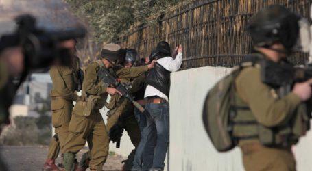 Israel Tangkap Delapan Warga Palestina di Tepi Barat