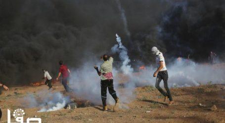 Korban Tewas Aksi Damai di Perbatasan Gaza Bertambah Seorang Lagi