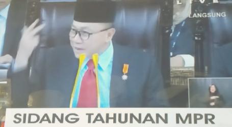 Ketua MPR: Hari ini Indonesia Sedang Berduka
