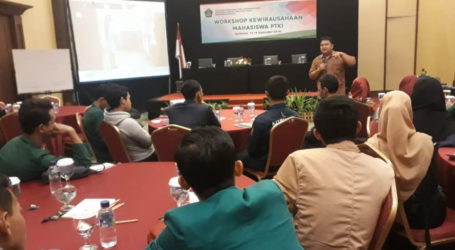 Workshop Kewirausahaan untuk Mahasiswa Perguruan Tinggi Keagamaan Islam