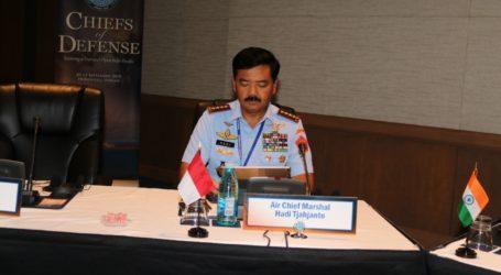 Panglima: TNI Komitmen Jaga Keamanan di Wilayah Indo-Pasifik