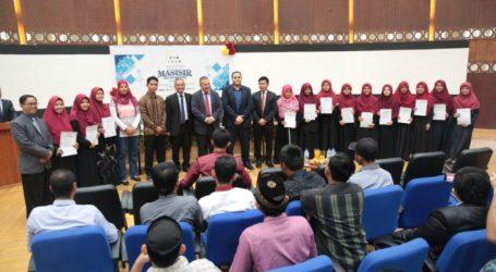 201 Mahasiswa Al- Azhar Mesir Raih Penghargaan dari KBRI Kairo