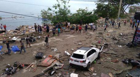 Sebanyak 71 WNA Jadi Korban Musibah di Sulteng