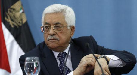 Abbas Perpanjang Lockdown Tepi Barat Hingga 5 Juni