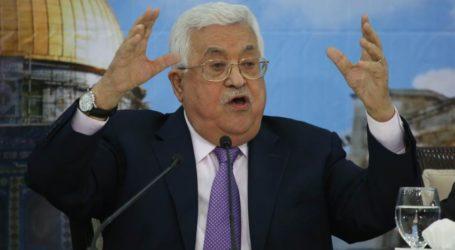 Abbas: Seribu Kata Tidak untuk Rencana Trump