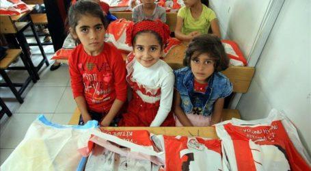 Ribuan Anak Suriah Kembali ke Sekolah di Turki