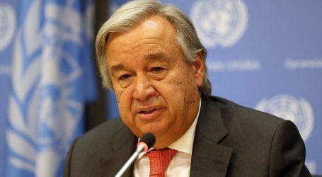 Sekjen PBB: Hindari Pertumpahan Darah Idlib
