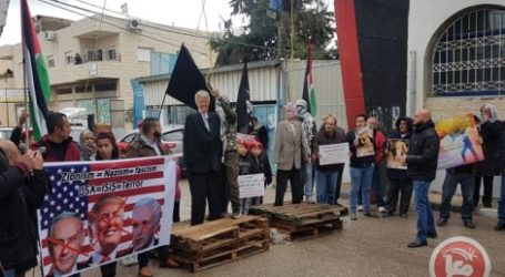 Palestina Akan Menentang Keputusan AS di PBB