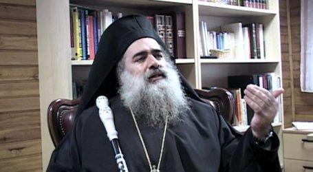 Uskup Agung Yunani: Palestina Tidak Akan Menyerah Pada Trump